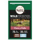 Nutro Wild Frontier Adult Large Pavo y pollo para perros