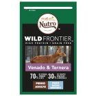 Nutro Wild Frontier Adult Large Venado y ternera para perros