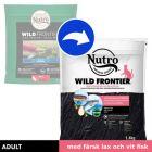 Nutro Wild Frontier Adult Salmon & White Fish