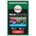 Nutro Wild Frontier Adult saumon, poisson blanc pour chat