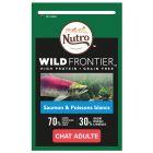 Nutro Wild Frontier Adult saumon, poisson blanc pour chat