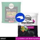 Nutro Wild Frontier Adult Turkey & Chicken