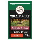 Nutro Wild Frontier Adult za mačke – puretina i piletina