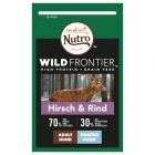 Nutro Wild Frontier Dog Adult Large Cerb & Vită