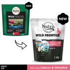 Nutro Wild Frontier Gatto Adult Salmone e Pesce bianco