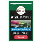 Nutro Wild Frontier Katze Adult Lachs und Weissfisch