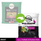 Nutro Wild Frontier Katze Adult Truthahn & Huhn