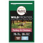 Nutro Wild Frontier Large Adult Dry Dog Food - Turkey & Chicken