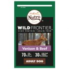 Nutro Wild Frontier Medium Adult Dry Dog Food - Venison & Beef