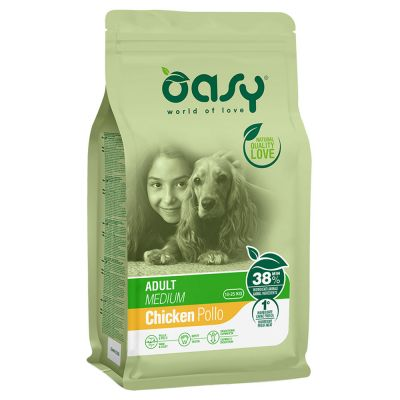 Oasy Adult Medium Pollo
