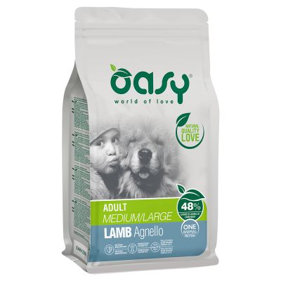 Oasy Adult Medium/Large Agnello