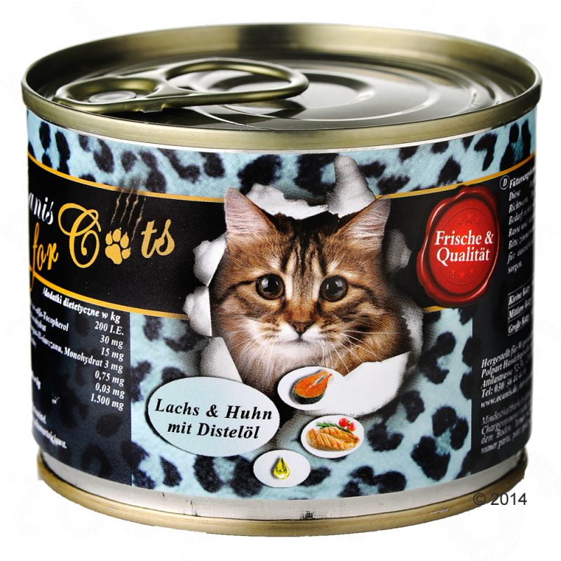 O´Canis for Cats 6 x 200 g