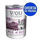 Oferta de prueba: Wolf of Wilderness 1 x 400 g