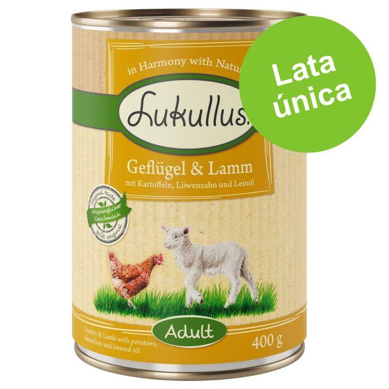 Oferta de prueba: Lukullus 1 x 400 g