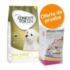 Oferta de prueba: Savic Empapadores Puppy Trainer + 1,5 kg Concept for Life Junior ¡precio especial!