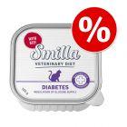 14 + 2 offerts ! 16 x 100 g Smilla Veterinary Diet
