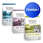 Offre découverte Wolf of Wilderness Adulte