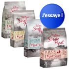 Offre d'essai mixte Purizon Single Meat, Adult 4 x 1 kg
