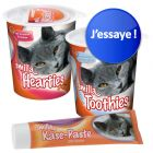Offre d'essai mixte Smilla Hearties + Toothies + pâte fromage