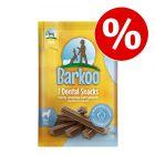 Offre découverte ! Barkoo Dental Snacks Friandises 7 friandises