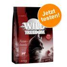 Offre découverte : Croquettes Wild Freedom 400 g