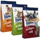 Offre découverte Happy Cat Adult 3 x 1,4 kg
