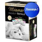 Offre découverte mixte Miamor Ragoût Royal 12 x 100 g
