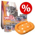 Offre découverte Smilla Kitten + panier