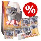 Offre découverte Smilla Kitten + pâte
