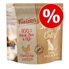 Offre d'essai ! 40 g Friandises Purizon pour chat à prix avantageux !