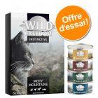 Offre d'essai : Lot mixte Wild Freedom Adult 6  x 70 g pour chat