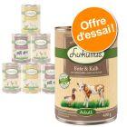 Offre d'essaiLukullus sans céréales pour chien