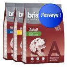 Offre d'essai mixte Briantos Adult 3 x 3 kg