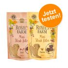Offre d'essai Rosie's Farm Mini bouchées pour chien