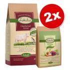 Offre Lukullus 15 kg : 10 kg + 5 kg Veggie pour chien