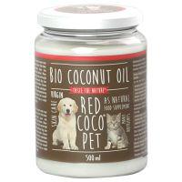 Olio di cocco vergine BIO per animali