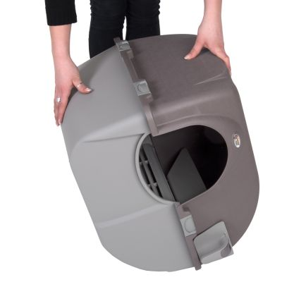 Omega Paw Roll'n'Clean Litter Box