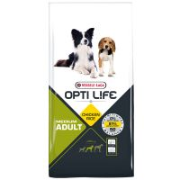 Opti Life Adult Medium Hondenvoer