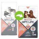 Opti Life Adult Skin Care Medium & Maxi Hondenvoer