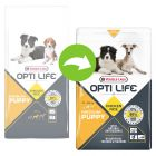 Opti Life Puppy Medium Hondenvoer