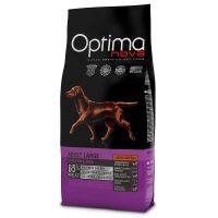 Optimanova Large Adult, poulet, riz pour chien
