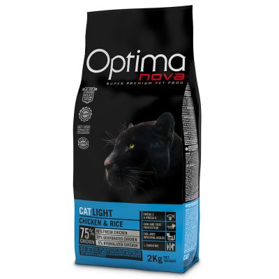 Optimanova Light para gatos