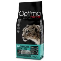 Optimanova Sterilised para gatos esterilizados
