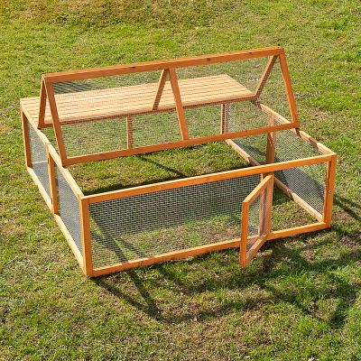 Outback Springtime Wooden Run - Large