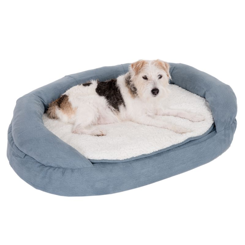 thick dog bed