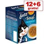 12 + 6 på köpet! 18 x 48 g Latz Soup