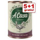 5 + 1 på köpet! 6 x 400 g Lukullus A Casa