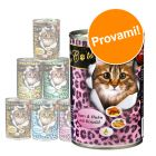 Pacco misto! O'Canis for Cats 6 x 400 g