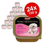 Pachet economic Animonda vom Feinsten Light Lunch 24 x 150 g