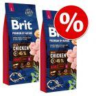 Pachet economic Brit Premium by Nature